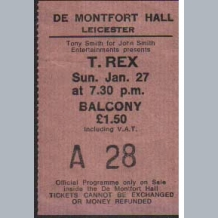 T Rex Ticket