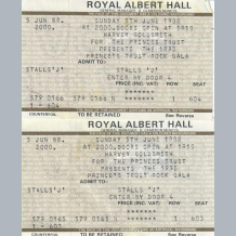The Prince's Trust Tickets