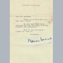 Norman Wooland