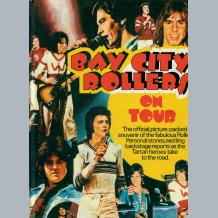 Bay City Rollers On Tour Book