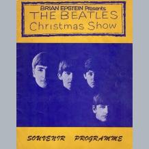 Beatles Concert Programme