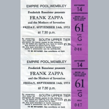 Frank Zappa Tickets