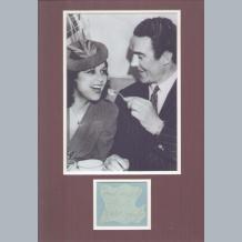Jack Doyle & Movita Castaneda
