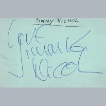 Jimmy Nichol
