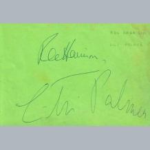 Rex Harrison & Lilli Palmer