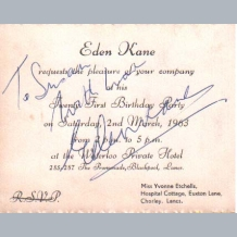 Eden Kane