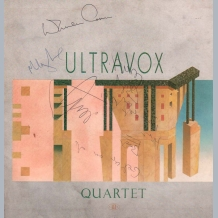 Ultravox Memorabilia Uk