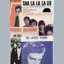 Sheet Music 1950-1960s N to Z