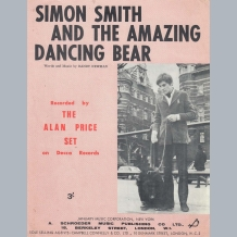 Alan Price Sheet Music