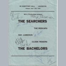 Searchers & The Bachelors
