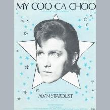 Alvin Stardust Sheet Music