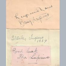 Ida Lupino & Stanley Lupino