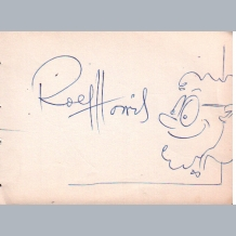 Rolf Harris & Cilla Black