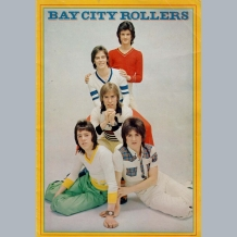 Bay City Rollers Programmes