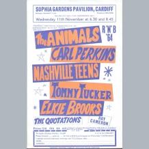 Animals Handbill