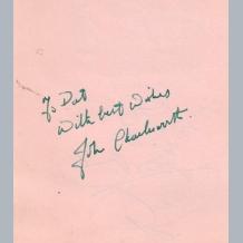 John Charlesworth