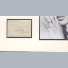 Elizabeth Taylor & Michael Wilding