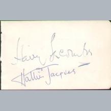 Hattie Jacques & Harry Secombe