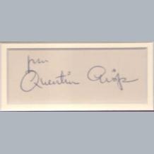Quentin Crisp