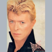 David Bowie Programme
