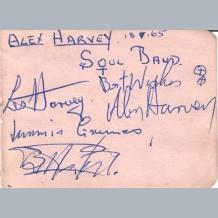 Alex Harvey Soul Band