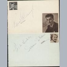 Susan Shaw & Bonar Colleano