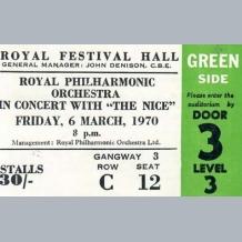 Nice Ticket