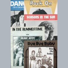 Sheet Music 1970-1990s A to M