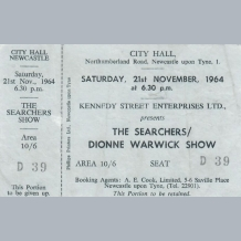 Searchers Ticket
