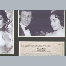 Elizabeth Taylor & Eddie Fisher