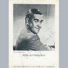 Peter Butterworth