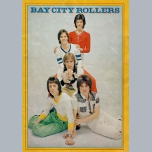 Bay City Rollers (1974) Tour Programme