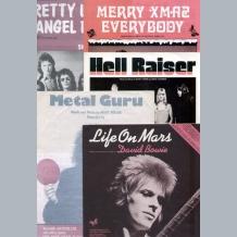 Sheet Music 1970-1990s N to Z