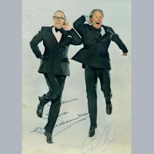 Morecambe & Wise