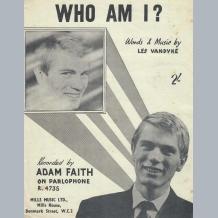 Adam Faith Sheet Music