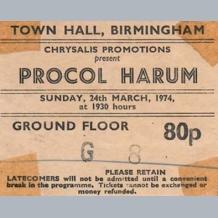 Procul Harum & Paramounts