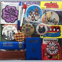 Bay City Rollers Collectables