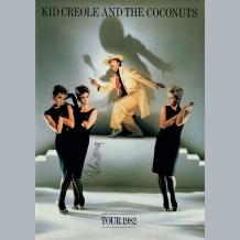 Kid Creole Programme