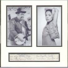 Stubby Kaye & Barbara Parkins