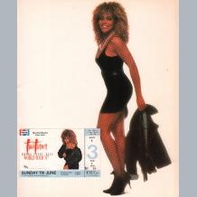 Tina Turner Programme