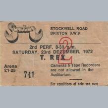T Rex Ticket