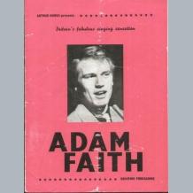 Adam Faith Programme