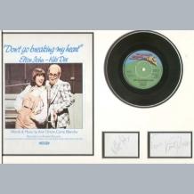 Elton John & Kiki Dee
