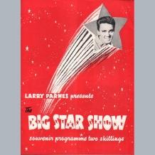 Billy Fury Programme