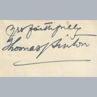 Thomas Sinton