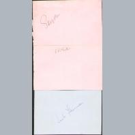 Stirling Moss & Rob Walker
