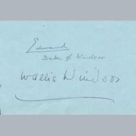 Edward & Wallis Windsor