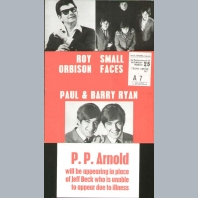 Roy Orbison & Small Faces Programme