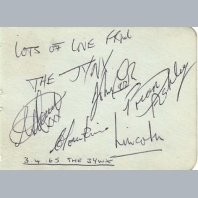 Music Autograph Book