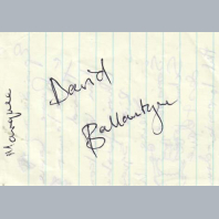 David Ballantyne